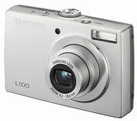 Samsung L100 stříbrný