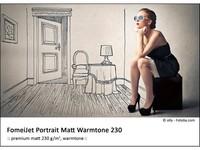 FomeiJet Portrait Matt Warmtone 230 A3+ (32,9 x 48,3cm)/50