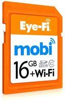 Eye-Fi SDHC 16GB Mobi Wifi