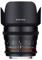 Samyang CINE 50mm T/1,5 VDSLR AS UMC pro Sony E
