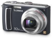Panasonic Lumix DMC-TZ4 černý