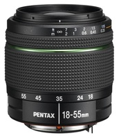 Pentax DA 18-55mm f/3,5-5,6 AL WR