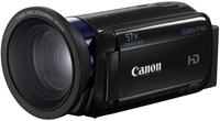 Canon LEGRIA HF R68 +  širokouhlá  předsádka WA-H43 (0.7x)
