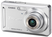 Casio EXILIM Z19 stříbrný