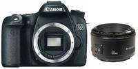 Canon EOS 70D + 50 mm Set pro ČB fotografii
