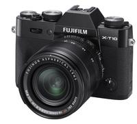Fujifilm X-T10 + 18-55 mm stříbrný