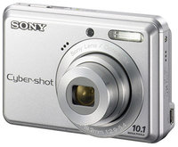 Sony CyberShot DSC-S930 stříbrný