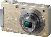 Panasonic Lumix DMC-FX550 zlatý