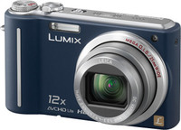 Panasonic Lumix DMC-TZ7 modrý