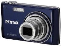 Pentax Optio P70 modrý
