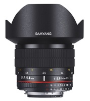 Samyang 14 mm f/2,8 pro Canon