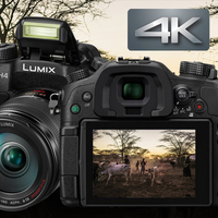 4K video a fotografování s Panasonic Lumix G