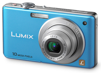 Panasonic Lumix DMC-FS62 modrý