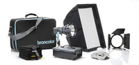 Broncolor HMI 400 Starter Kit