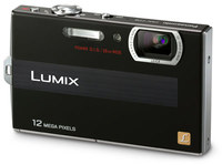 Panasonic Lumix DMC-FP8 černý