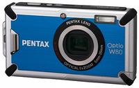 Pentax Optio W80 modrý
