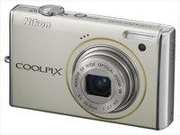 Nikon CoolPix S640 stříbrný