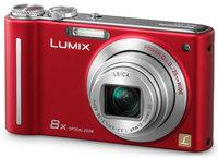 Panasonic Lumix DMC-ZX1 červený