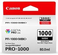Canon Cartridge PFI-1000 MBK černá