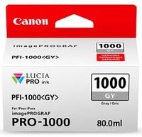 Canon Cartridge PFI-1000 GY šedá