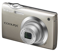 Nikon Coolpix S4000 bronzový
