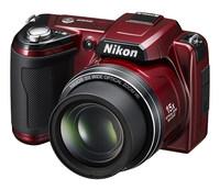 Nikon Coolpix L110 červený