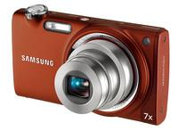 Samsung ST5000 oranžový