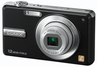 Panasonic Lumix DMC-F3 černý