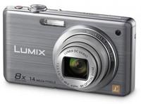 Panasonic Lumix DMC-FS33 stříbrný