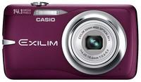 Casio EXILIM Z550 červený