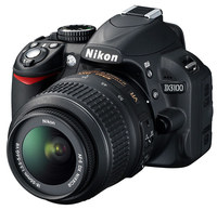 Nikon D3100 + 18-55 mm VR + 16GB Ultra + brašna Nikon + filtr UV 52mm!