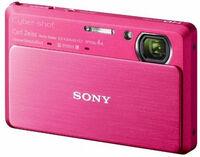 Sony CyberShot DSC-TX9 červený