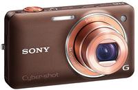 Sony CyberShot DSC-WX5 hnědý