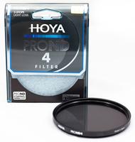 Hoya šedý filtr ND 4 Pro digital 82 mm