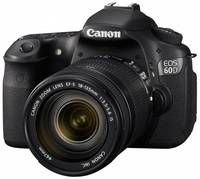 Canon EOS 60D + EF 18-135 mm IS