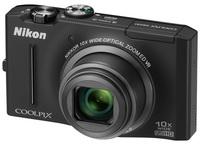 Nikon CoolPix S8100 černý
