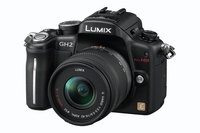 Panasonic Lumix DMC-GH2 + 14-42 mm