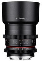 Samyang 35mm T/1,3 AS UMC CS pro Micro 4/3