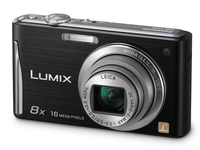 Panasonic Lumix DMC-FS35 černý