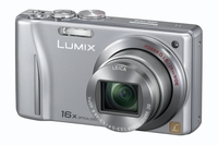 Panasonic Lumix DMC-TZ18 stříbrný