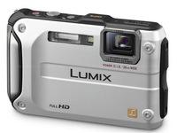 Panasonic Lumix DMC-FT3 stříbrný