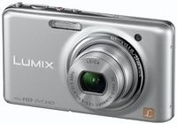 Panasonic Lumix DMC-FX77 stříbrný