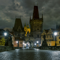 Fotografování noční architektury se Zeiss a Sony