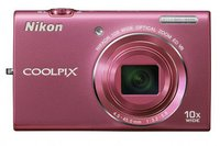 Nikon Coolpix S6200 růžový