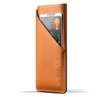 Mujjo kožené peněženkové pouzdro pro iPhone 7