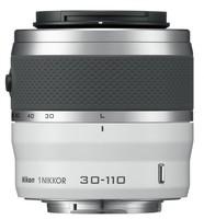 Nikon 1 30-110mm f/3,8-5,6 VR bílý