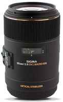 Sigma 105 mm f/2,8 EX DG OS HSM MACRO pro Canon