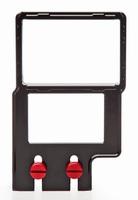 """Zacuto rámeček pro připevnění Z-Finderu k fotoaparátu 3,2"""" LCD (menší tělo + battery grip)"""