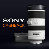 Ušetřete až 30 000 Kč s letním Cashback Sony
