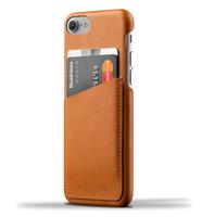 Mujjo kožené peněženkové pouzdro pro iPhone 7(s)